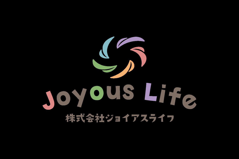 株式会社ジョイアスライフ様 ロゴマークデザイン