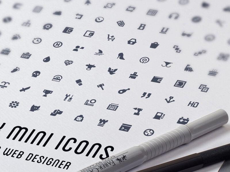 Mini Icons Pack