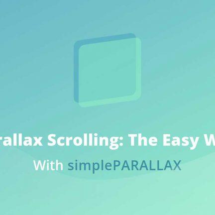 simplePARALLAX.jsで画像にパララックス効果を!
