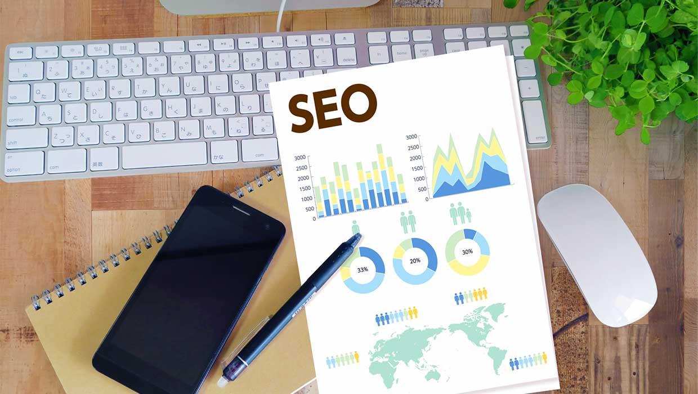 SEO対策 検索順位の要素