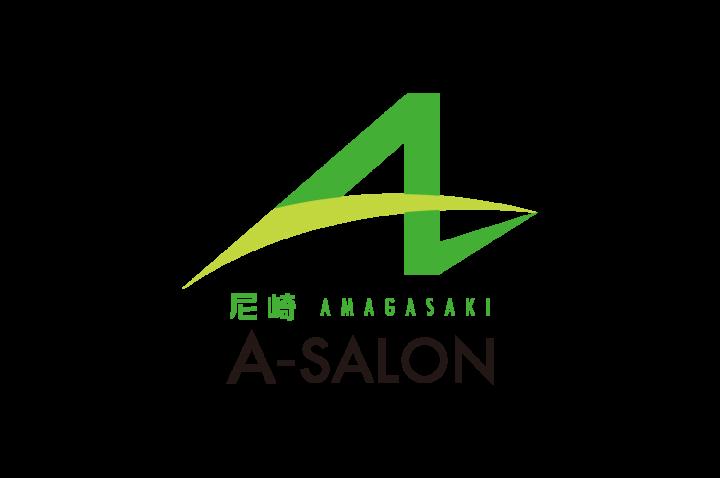 尼崎 A-SALON様  ロゴマークデザイン